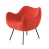 armchairs, furniture, interior-design, RM58 SOFT | SYNERGY - rm58 soft SY 05 H 100x100