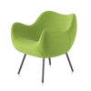 armchairs, furniture, interior-design, RM58 SOFT | SYNERGY - rm58 soft SY 06 H 100x100