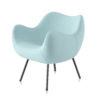 armchairs, furniture, interior-design, RM58 SOFT | SYNERGY - rm58 soft SY 07 H 100x100