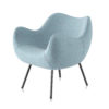 armchairs, furniture, interior-design, RM58 SOFT | SYNERGY - rm58 soft SY 08 H 100x100