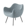 armchairs, furniture, interior-design, RM58 SOFT | SYNERGY - rm58 soft SY 10 H 100x100
