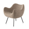armchairs, furniture, interior-design, RM58 SOFT | SYNERGY - rm58 soft SY 12 H 100x100