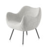armchairs, furniture, interior-design, RM58 SOFT | SYNERGY - rm58 soft SY 13 H 100x100