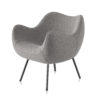 armchairs, furniture, interior-design, RM58 SOFT | SYNERGY - rm58 soft SY 14 H 100x100