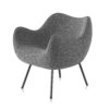 armchairs, furniture, interior-design, RM58 SOFT | SYNERGY - rm58 soft SY 15 H 100x100