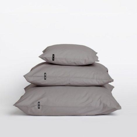 home-fabrics, pillows, interior-design, PILLOW CASE PURE DARK GREY - 2x Poszewka z czystej bawelny pastelowy blekit 16422 1200 470x470