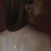 jewellery, pendants, NECKLACE MY ZODIAC PISCES PLATED WITH GOLD - 8 karta produktu ryby 100x100