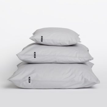 pillows, interior-design, home-fabrics, PILLOW CASE PURE LIGHT GREY - 9.9 350x350