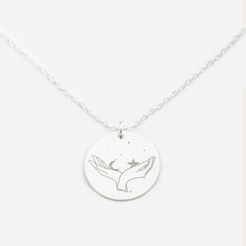 jewellery, pendants, NECKLACE MY ZODIAC SCORPIO PLATED WITH GOLD - anker waga sr zbl 350x350