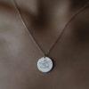 jewellery, pendants, NECKLACE MY ZODIAC PISCES SILVER - ryby sr 100x100