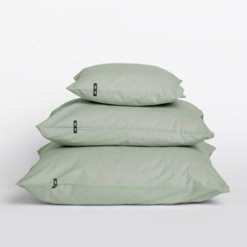 pillows, interior-design, home-fabrics, PILLOW CASE PURE SAGE GREEN - sage green 3 350x350