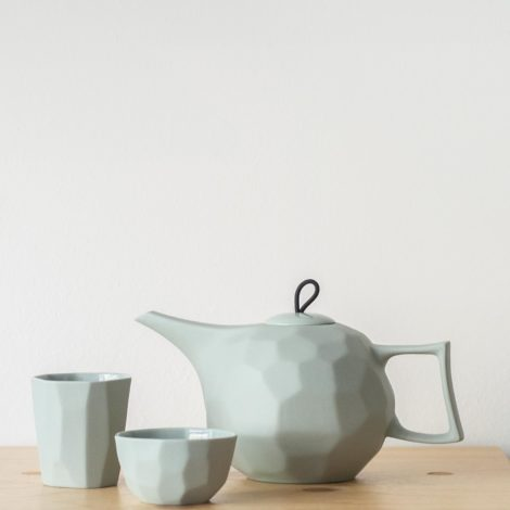 porzellan_und_keramik, wohnen, sets, TEESET LIMBO GRÜN - QY1C9009 470x470