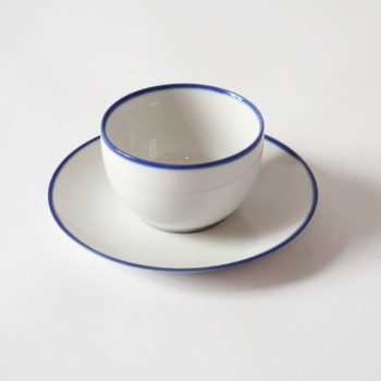 porcelain_and_ceramics, plates, interior-design, DINNER PLATE 26CM BLUE LINE - BL eherbata 350x350