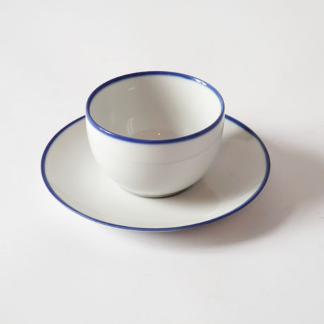 cups, porcelain_and_ceramics, interior-design, TEA MUG BLUE LINE - BL eherbata 470x470