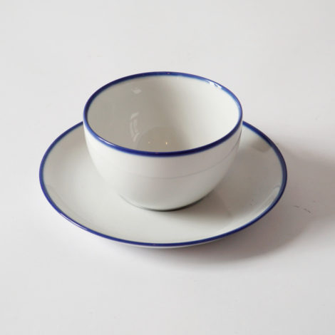 cups, porcelain_and_ceramics, interior-design, CAFE LATTE MUG BLUE LINE - BL latte 470x470