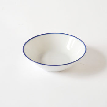 porcelain_and_ceramics, plates, interior-design, DINNER PLATE 26CM BLUE LINE - BL salater 15 350x350