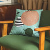 home-fabrics, pillows, interior-design, AM I? PILLOW CASE - c3 100x100