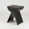 tables, stools, furniture, wedding-gifts, interior-design, 1/2 SIDE TABLE - side table black 100x100