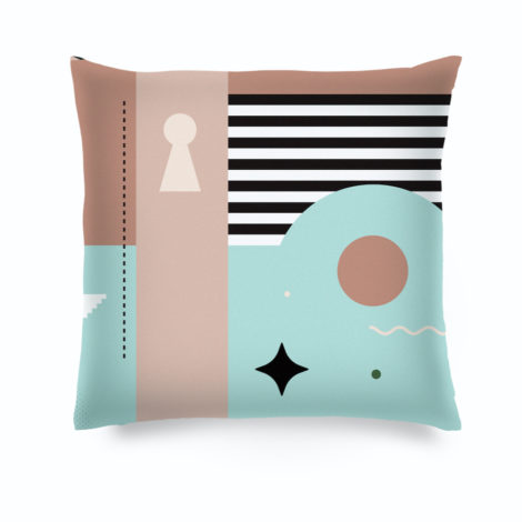 home-fabrics, pillows, interior-design, AM I? PILLOW - AM I cushion 2 150 470x470