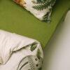 wohntextilien, wohnen, spannbettlacken, hochzeitsgeschenke, LIQUID MEMORY SPANNBETTLAKEN - LM SHEET BEDDING 6 150 100x100