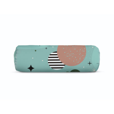 home-fabrics, pillows, interior-design, AM I? BOLSTER PILLOW FILLED WITH BUCKWHEAT HULL - rolka 1 470x470