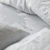 home-fabrics, wedding-gifts, interior-design, spannbettlacken-en, HAYKA SNOW FITTED SHEET - sheet 3 150 100x100