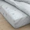 home-fabrics, wedding-gifts, interior-design, spannbettlacken-en, HAYKA SNOW FITTED SHEET - sheet 4 150 100x100