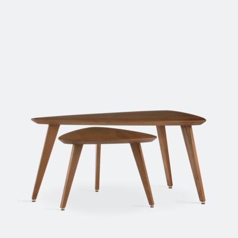 tische, mobel, wohnen, 366 BEISTELLTISCH-SET - 366 Concept 366 Triangle Coffee Table W03 Set 470x470