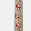 jewellery, pins-en, PIN BULLFINCH - 1 100x100