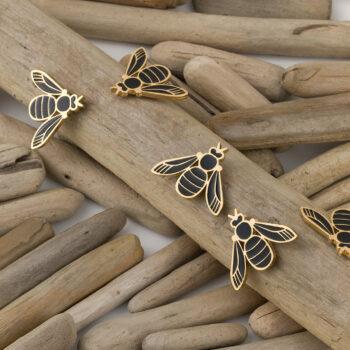 jewellery, pins-en, PIN HONEY BEE - 2 350x350