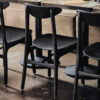 chairs, furniture, interior-design, CHAIR 200-190 TIMBER - 200 190 Chair Timber W04 in Restaurant 001 100x100