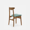 chairs, furniture, interior-design, CHAIR 200-190 MIX VELVET - 366 Concept 200 190 Chair Mix W03 Velvet Mint back 100x100