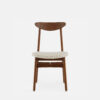 chairs, furniture, interior-design, CHAIR 200-190 MIX COCO - 366 Concept 200 190 Chair Mix W05 Marble White front 100x100