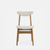 stuhle, mobel, wohnen, STUHL 200-190 MARBLE - 366 Concept 200 190 Chair W02 Marble White front 100x100