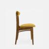 chairs, furniture, interior-design, CHAIR 200-190 LOFT - 366 Concept 200 190 Chair W03 Loft Mustard side 100x100
