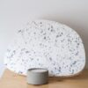 home-accessories, interior-design, holders-and-trays, ASYMMETRICAL TRAY GREY TERRAZZO L - QY1C9598 100x100