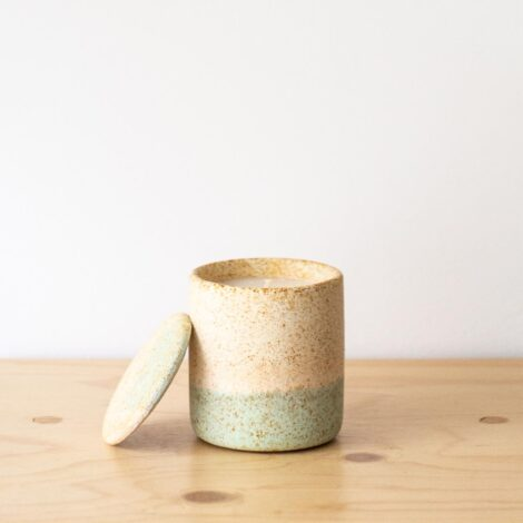 home-accessories, interior-design, candles, SCENTED SOY CANDLE RUSTED TURQUOISE - QY1C9609 470x470