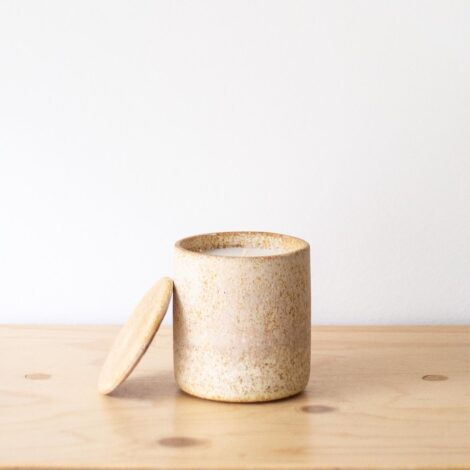 home-accessories, interior-design, candles, SCENTED SOY CANDLE RUSTED BEIGE - QY1C9614 470x470