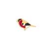 jewellery, pins-en, PIN BULLFINCH - mj 002 1 100x100