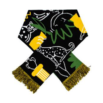 scarfs, bekleidung-en, clothes-accessories, SCARF ANCIENT - scarf cotton ancient kabak 5903678202200 350x350
