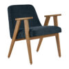 armchairs, furniture, interior-design, 366 ARMCHAIR COCO - 366 Concept 366 Armachair W02 Coco Indigo 100x100