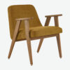 armchairs, furniture, interior-design, 366 ARMCHAIR COCO - 366 Concept 366 Armachair W02 Coco Mustard 100x100