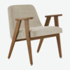 armchairs, furniture, interior-design, 366 ARMCHAIR COCO - 366 Concept 366 Armachair W03 Coco Creme 100x100
