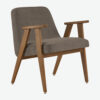 armchairs, furniture, interior-design, 366 ARMCHAIR COCO - 366 Concept 366 Armachair W03 Coco Taupe 100x100