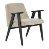 armchairs, furniture, interior-design, 366 ARMCHAIR COCO - 366 Concept 366 Armachair W04 Coco Creme 100x100