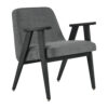armchairs, furniture, interior-design, 366 ARMCHAIR COCO - 366 Concept 366 Armachair W04 Coco Graphite 100x100
