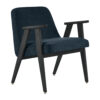 armchairs, furniture, interior-design, 366 ARMCHAIR COCO - 366 Concept 366 Armachair W04 Coco Indigo 100x100