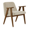 armchairs, furniture, interior-design, 366 ARMCHAIR COCO - 366 Concept 366 Armachair W05 Coco Creme 100x100