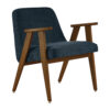 armchairs, furniture, interior-design, 366 ARMCHAIR COCO - 366 Concept 366 Armachair W05 Coco Indigo 100x100
