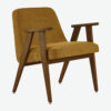 armchairs, furniture, interior-design, 366 ARMCHAIR COCO - 366 Concept 366 Armachair W05 Coco Mustard 100x100